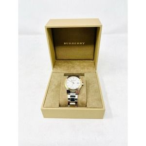 Burberry Stainless Steel Chain Link 9115 Watch